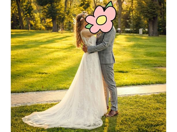 Suknia ślubna Erica Relevance