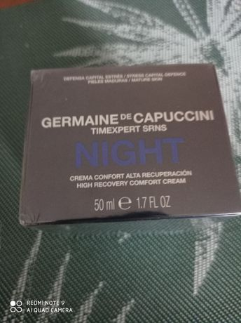 Krem regenerujący na noc Timexpert SRNS Germanie de cappuccini