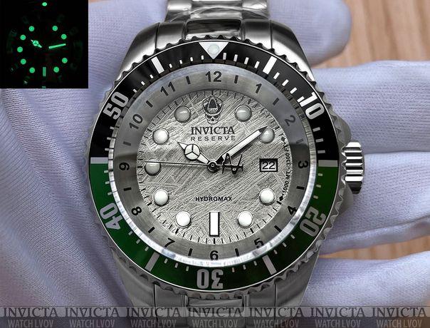 Часы Invicta 34206 Reserve Hydromax Automatic Meteorite Lim.Ed. 52 mm.