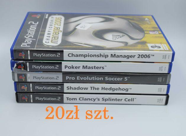 Gry na konsolę PS2