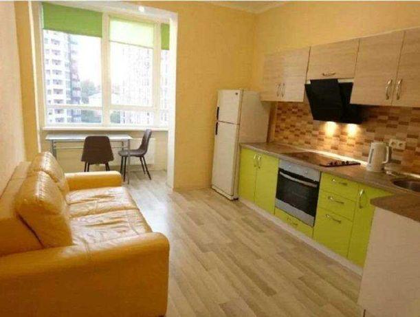 Продам 1-кімнатну квартиру в новому будинку біля моря. ЖК Гольфстрім