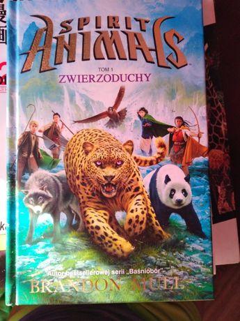 Spirit Animals tom 1 Zwierzoduch
