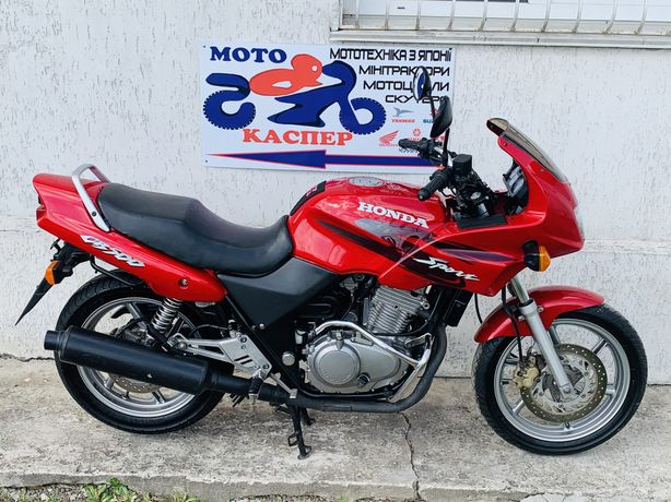 Honda CB 500 S мотоцикл с германии