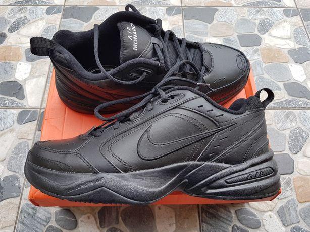 Buty sportowe biegowe skóra Nike Air Monarch IV 44,5 28,5cm nowe