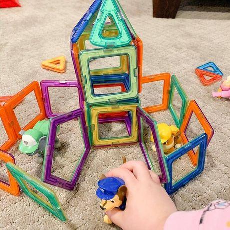СУПЕР ЦЕНА! Конструктор Магнитный Магниты развивающие игрушки в ассорт