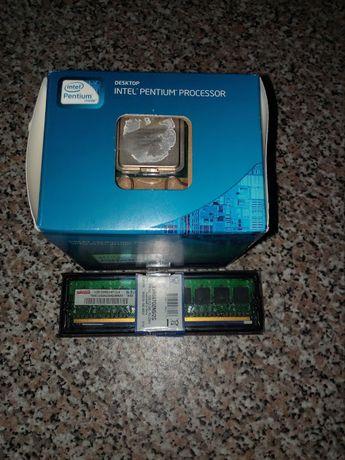 Intel® Celeron® 430 Processador + 1 Gb DDR 667