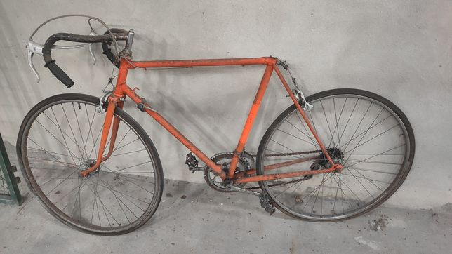 Bicicleta Estrada Vintage Vilar Huret