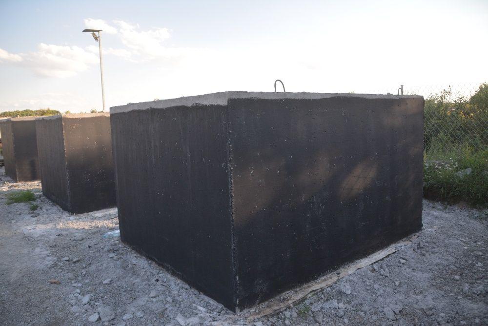 Szambo betonowe 6m3 Zbiornik na deszczówkę Montaż Gwarancja Pruszków Knurów - image 1