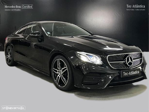 Mercedes-Benz E 300 d AMG Line Aut.