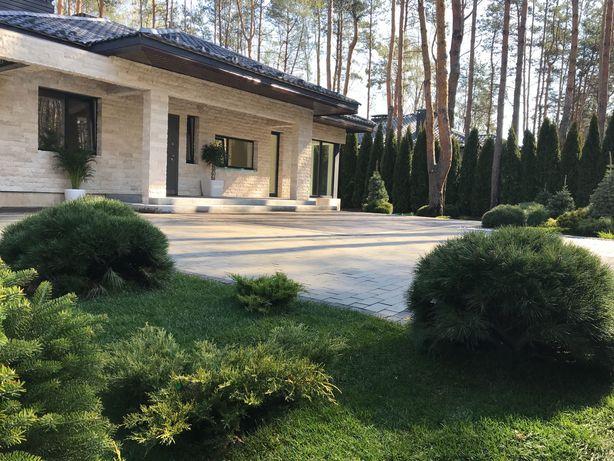 Дом для вас и вашей семьи с ремонтом в сосновом лесу