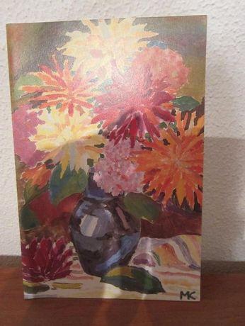 Postal Jarro de flores Flores