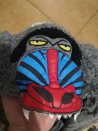 Piżama małpa pawian kombinezon pajac 2-3 latka