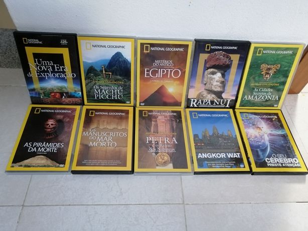 Dvd's National Geographic