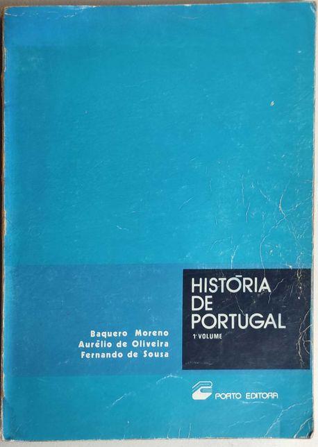 Livro - História de Portugal - 1ºVolume