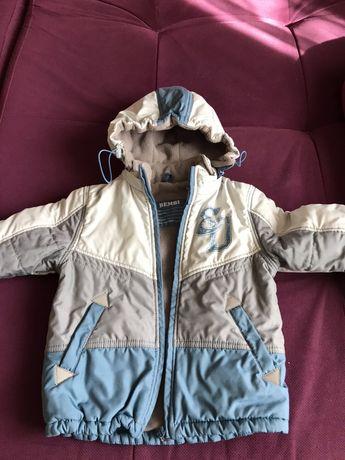 Курточка тёплая