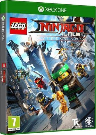 Lego Ninjago Movie Xbox One Polski Dubbing Nowa