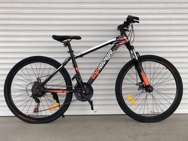 Новый горный велосипед 26 Top Rider.По росту 150-180 см