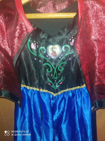 Карнавальные Платье Анны