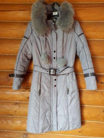Женская курточка(пуховик)