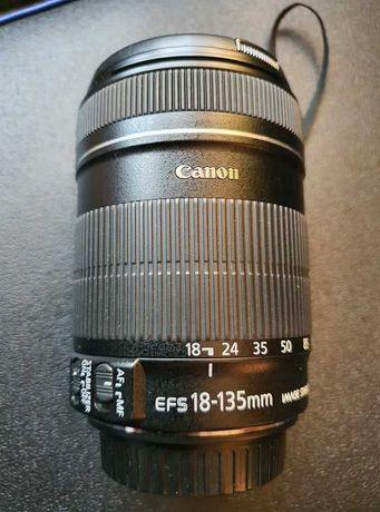 Obiektyw Canon EFS 18-135 mm f/3.5 - 5.6 IS
