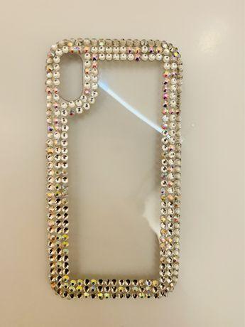 Etui iphone X glamour