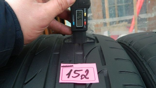 Шини колеса резина R19 255/40 Bridgestone PotenzaS001 2шт Літо
