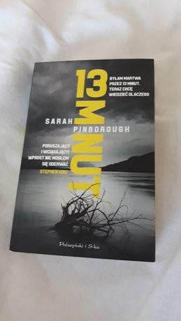 13 minut Sarah Pinborough