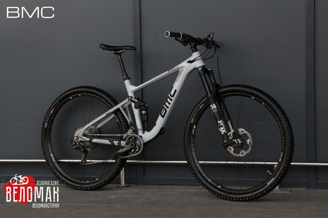 Двухподвес BMC Speedfox 02. Canyon Cube Specialized Scott Trek Merida