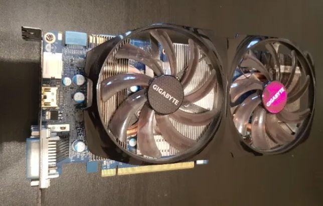 Karta graficzna GIGABYTE GeForce GTX 660 - niesprawna