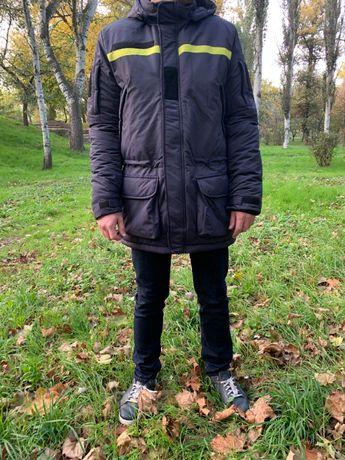 Куртка зимняя ДСНС