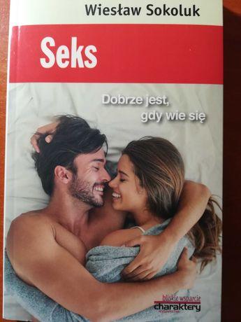 """Książka psychologiczna """"Seks"""""""