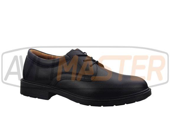 Sapato de Seguranca Pele Preto A3010 S2