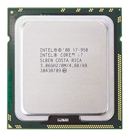 Intel Core i7-950 - Socket 1366