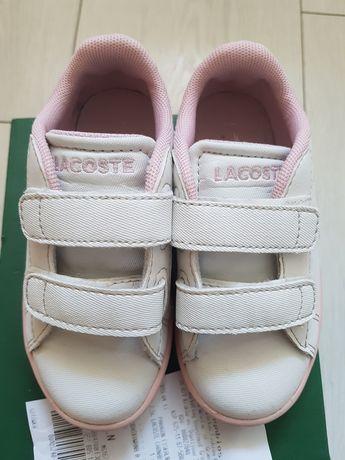 Buty dziecięce Lacoste rozm.23,5