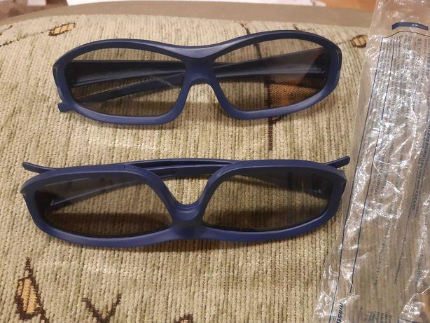 Oddam 2x okulary do filmów 3D