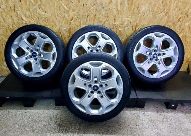 Колеса Ford R18, Снежинки Michelin
