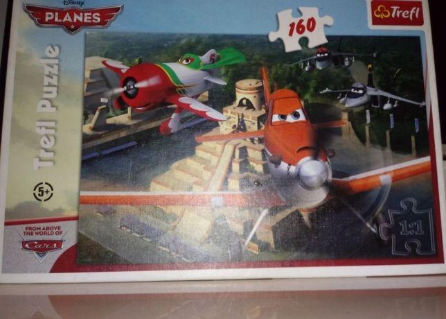 Puzzle TREFL Samoloty + GRATIS
