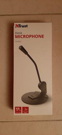 Microfone de secretária para computador Trust Primo
