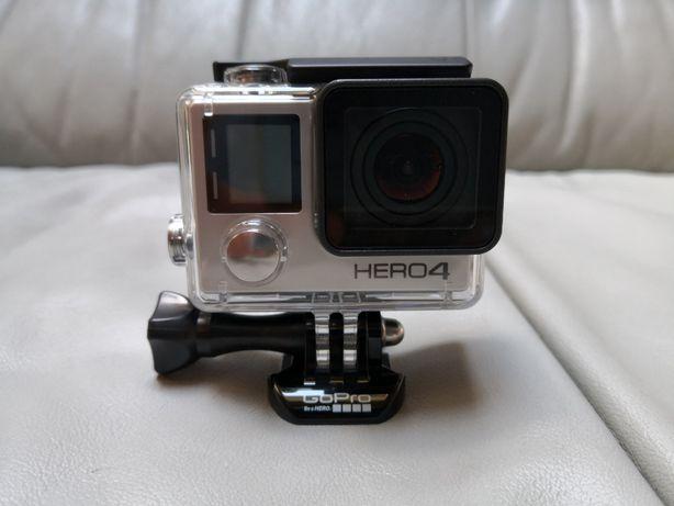 Nowa kamerka GoPro Hero 4 Silver + karta microSD 16 GB