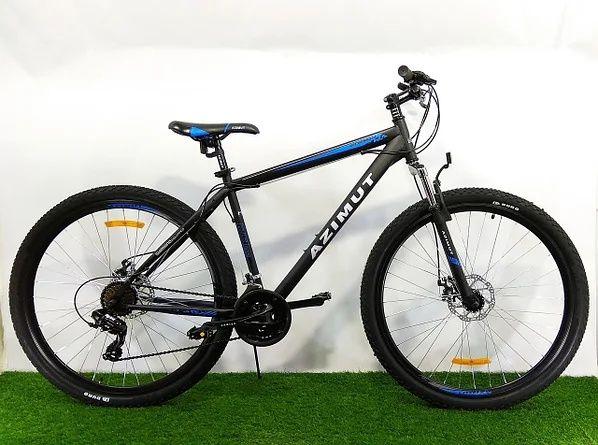 """Спортивный велосипед 26 дюймов Azimut Energy FR/D рама 21"""""""