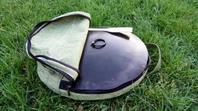 Сковорода  из дисковой бороны Для мангала гриль огня Съемные ножки