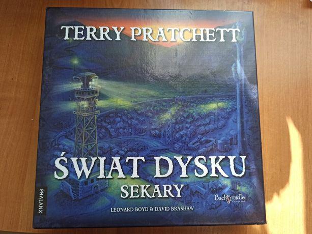 Świat Dysku Sekary Terry Pratchett