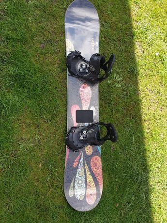 Sprzedam deskę snowboardową Burton