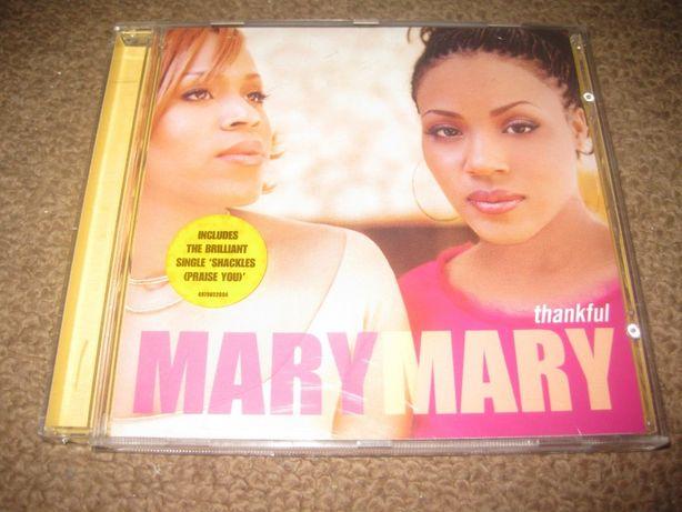 "CD de Mary Mary ""Thankful"" Portes Grátis"