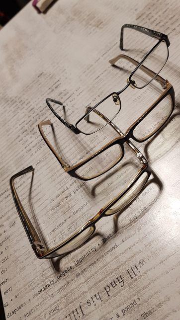 Oprawki okulary Gucci, Osiris i inne