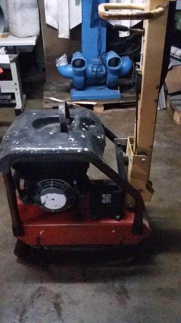 Placa compactadora DYNAPAC a diesel