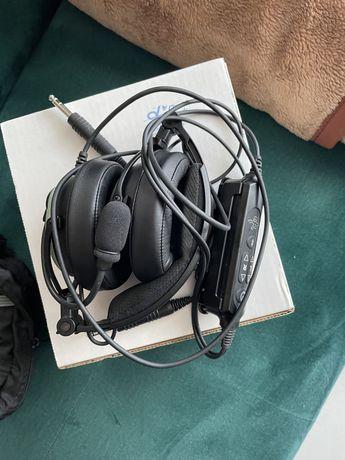 Słuchawki lotnicze david clark DC One X