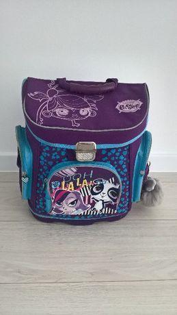 Tornister plecak LPS littles pet shop stan bardzo dobry