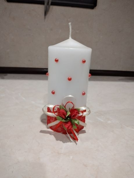 Свадебная свеча.