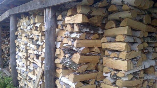 drewno kominkowe, drzewo, dąb, akacja, brzoza, grap